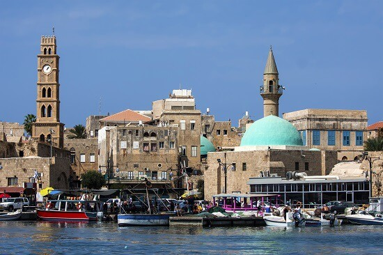 Akko old port